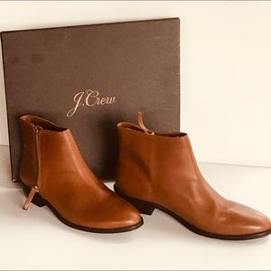 J Crew Frankie Ankle Boots
